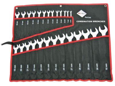 Ringaffelnøglesæt 6-32mm BATO 26dele