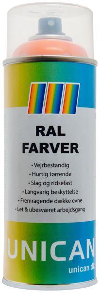 Spray Maling Renorange Ral2004 400ml Unican