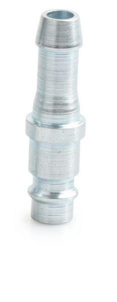 """Nippel med 1/4""""-6mm slangetilslutning JWL"""