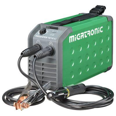Focus Stick 161E PFC M/adap Migatronic