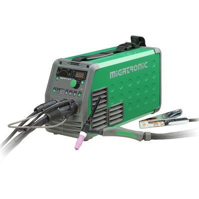 Focus TIG 161 DC HP PFC M/adap Migatronic