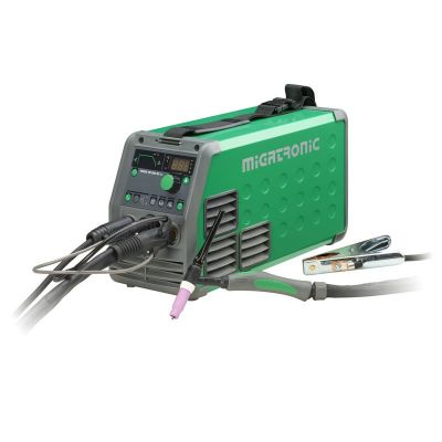 Focus TIG 200 DC HP PFC M/adap Migatronic