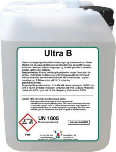 Ultralydsvæske Ultra B  Besma