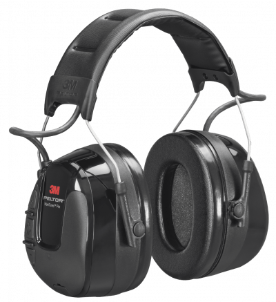 Høreværn m. radio HRXS220A 3M