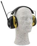 Høreværn m/FM Radio