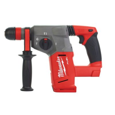 Kombihammer SDS-Plus Med Fixtec M18 CHX-0 Milwaukee (TOOL ONLY)